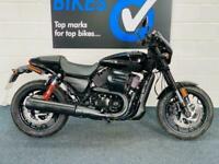 Harley-Davidson Street ROD ! LOW MILES ! STUNNING