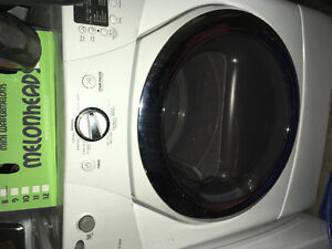 Whirlpool duet dryer with steamer