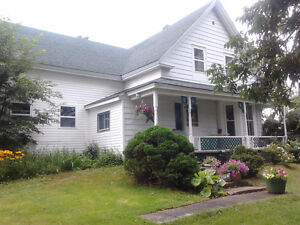Annapolis Valley Home for Rent