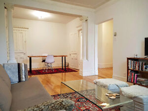 Beautiful, light apartment in perfect Mile End spot