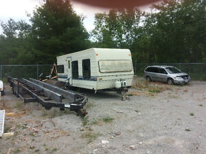 Lastest 2007 Nitrous Hyperlite 190 FK Toy Hauler, Half Ton Pickup Towable  Out This Brand NEW 2016 Quicksilver VRV 7x20 Toy Hauler By Livin Lite RV Located At Destination RV, North Of Barrie In Ontario, Canada This Toy Hauler Consists Of An