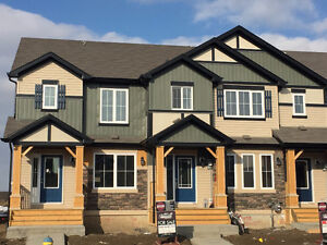 Avail April 1st - brand new 3 bedroom townhouse in Desrochers