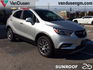 2018 Buick Encore Sport Touring  - $182.58 B/W