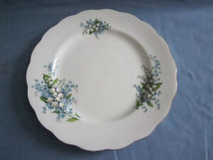 "Colclough ""FORGET-ME-NOT"" fine bone china for sale"