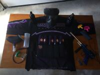 Paintball gun and accessories - Spyder Victor II -- REDUCED!