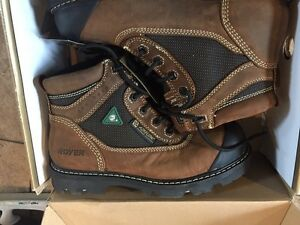 "Brand new ""Royer"" work boots- size 11"