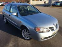 Nissan Almera 1.5 SE One Retired Lady Owner From New