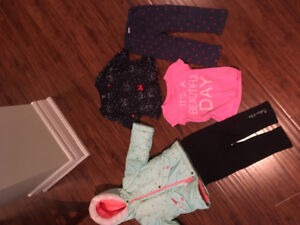 Winter accessories for 12-18 months girls collection plus more!