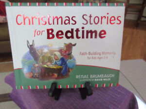 Christmas Stories for Bedtime - Faith Building Moments Ages 5-8