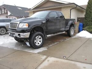 2007 FORD F150 XLT SPORT SIDE
