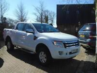 2013 Ford Ranger 2.2TDCi ( 150PS ) ( EU5 ) 4x4 XLT NO VAT