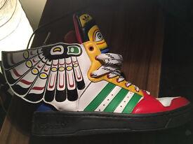 Original Eagle wing shoes Jeremy Scott Adidas
