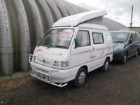 2002 Daihatsu HI-JET 1300 16V EFI pop top campervan devon conversion
