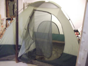9'x9'  Hillary Tent with full fly. $40.00.