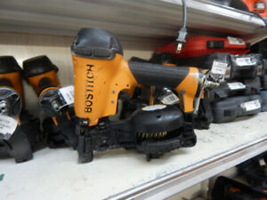 20% off air construction tools at The 689r Tool Store