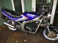 SUZUKI GS500E SLINGSHOT MOTORCYCLE BIKE MOTORBIKE 1992 487CC