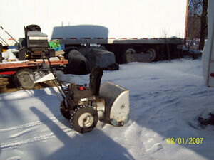 home hardware /mtd snow blower