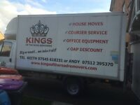 **KINGS OF THE ROAD REMOVALS **
