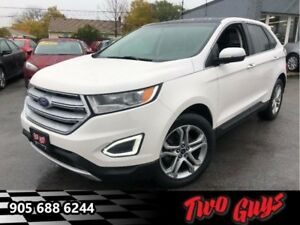 2015 Ford Edge Titanium  - Ex-lease -  - Navigation