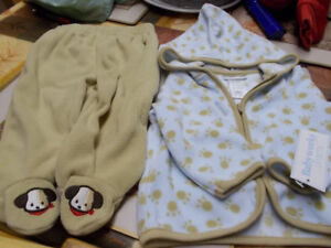 BABY BOY'S NEW CLOTHES