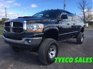 2006 Dodge Ram 2500 SLT LOW KM