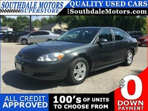 2012 CHEVROLET IMPALA LS * BLUETOOTH * POWER GROUP * EXTRA CLEAN