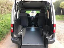2012 Vauxhall Combo Tour 1.3 CDTi 16V 5dr AUTOMATIC WHEELCHAIR ACCESSIBLE VEH...