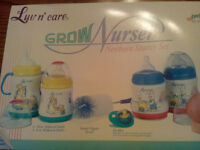 GROW NURSER NEWBORN STARTER KIT