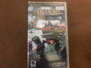 New  factory sealed steamboat  collector Psp