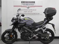 67 REG YAMAHA MT 125 ABS LEARNER LEGAL 1 MATURE OWNER IMMACULATE CONDITION