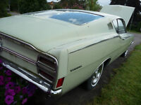 1968 TORINO GT FASTBACK **ONLY 18,400 ORIGINAL MILES**‏