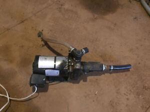 3/4  hp convettible jet pump