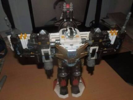 Custom Transformers: Transformers Cybertron Wing Saber Wattle Grove Liverpool Area Preview