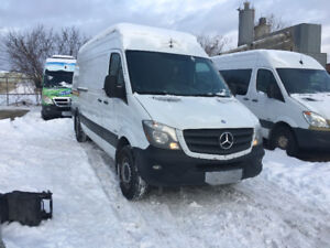 2015 Mercedes-Benz Sprinter Van $26999 wow call today approved