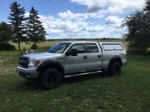 FORD F150 SUPERCREW 4WD ½ Ton Pickup