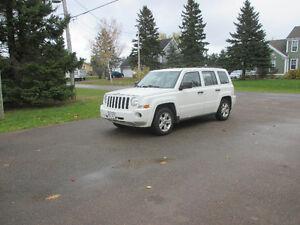 2007 Jeep Patriot Sport SUV, Crossover