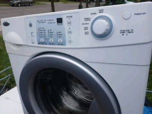 Amana washer for sale.