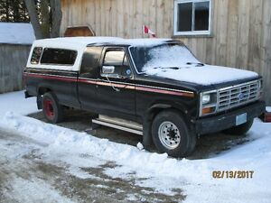 1983 Ford Supercab