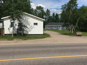 For Sale:  48 A and B Hamilton River Road, Happy Valley, NL