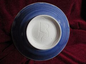 4-Bowl Set of Jay Z. Crystalline Glaze Arts Craft Porcelain Stratford Kitchener Area image 9