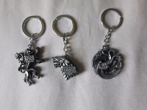 Game Of Thrones keychain.