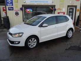 Volkswagen Polo Match 1.2TDI ( 75ps ) 2012 65K