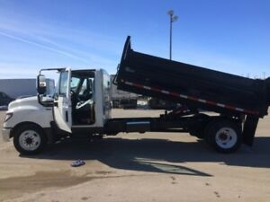 2013 International Terrastar SFA 4X2, Used Gravel Truck
