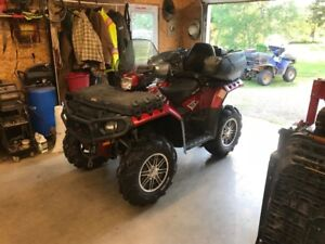 Parting out 2013 Polaris Sportsman 850XP Touring