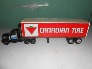 Vintage Canadian Tire Truck