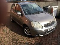 Toyota Yaris 1.3 Colour Collection FSH 12 Month MOT