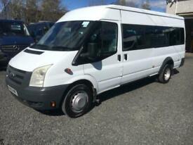 Ford transit Medium Roof 17 Seater TDCi 100ps