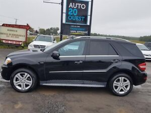 Mercedes-Benz M-Class 4MATIC 4dr ML 350 BlueTEC 2011