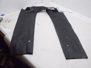 New Bristol Size small leather chaps (mens)