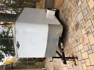 Enclosed 5' X 8' trailer for sale